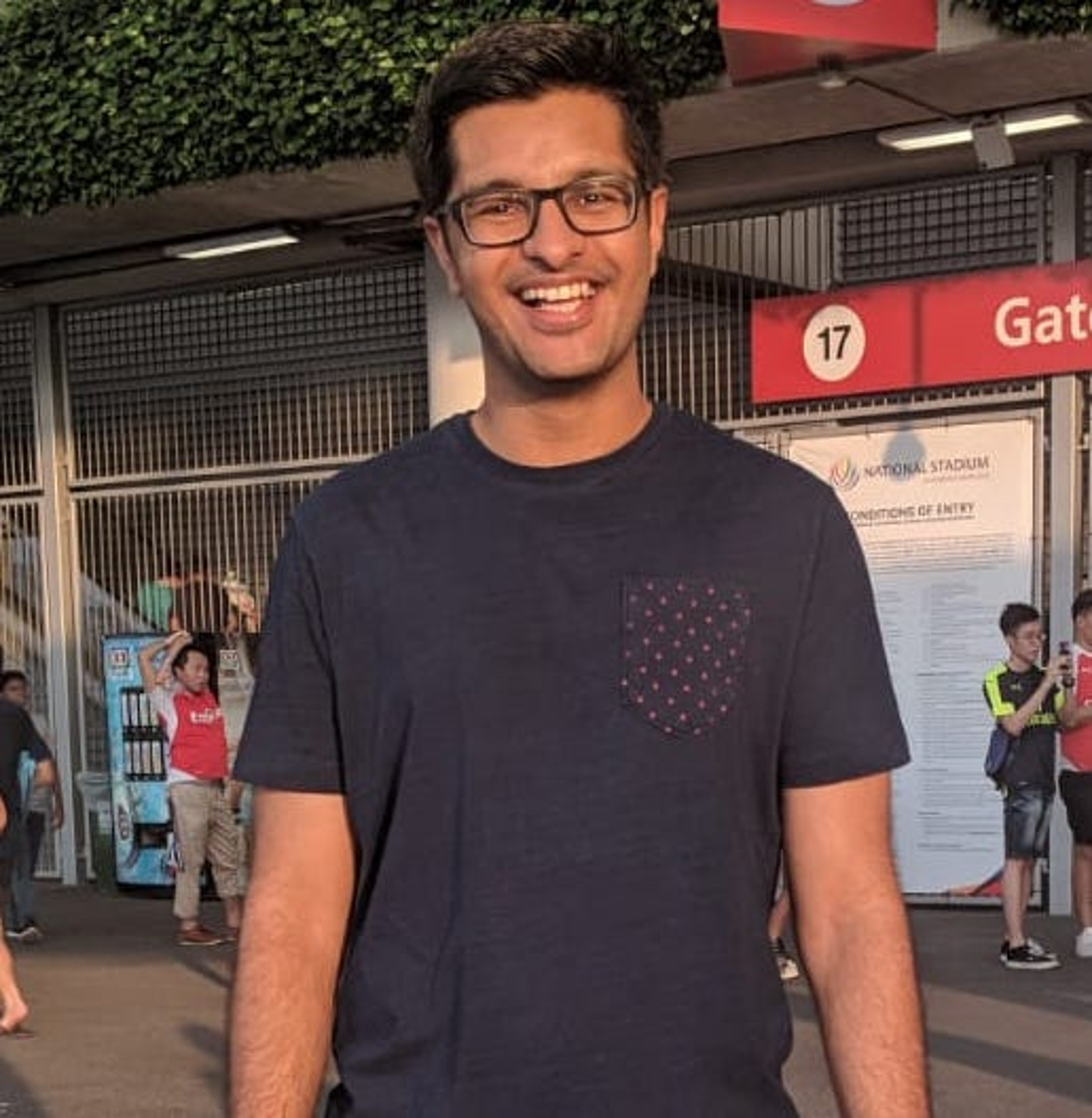 Sakshi Udeshi